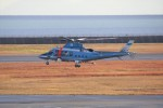 masa707さんが、山口宇部空港で撮影した愛媛県警察 A109E Powerの航空フォト(写真)