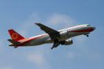 りんたろうさんが、珠海金湾空港で撮影した成都航空 A320-214の航空フォト(写真)