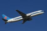りんたろうさんが、珠海金湾空港で撮影した中国南方航空 737-81Bの航空フォト(写真)