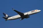 りんたろうさんが、珠海金湾空港で撮影した山東航空 737-85Nの航空フォト(写真)