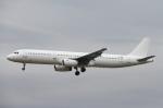 りんたろうさんが、フランクフルト国際空港で撮影したエアVIA A321-231の航空フォト(写真)