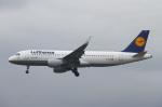 りんたろうさんが、フランクフルト国際空港で撮影したルフトハンザドイツ航空 A320-214の航空フォト(写真)