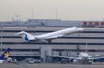 T.Sazenさんが、羽田空港で撮影したウィルミントン・トラスト・カンパニー BD-700 Global Express/5000/6000の航空フォト(飛行機 写真・画像)