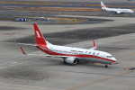T.Sazenさんが、羽田空港で撮影した上海航空 737-89Pの航空フォト(飛行機 写真・画像)