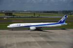 kumagorouさんが、仙台空港で撮影した全日空 777-381/ERの航空フォト(写真)