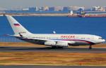 T.Kenさんが、羽田空港で撮影したロシア航空 Il-96-300の航空フォト(飛行機 写真・画像)