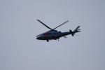 神宮寺ももさんが、山口宇部空港で撮影した山口県警察 A109E Powerの航空フォト(写真)