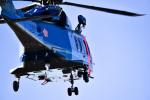 パンダさんが、成田国際空港で撮影した千葉県警察 AW139の航空フォト(飛行機 写真・画像)