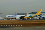 coconaruさんが、成田国際空港で撮影したセブパシフィック航空 A330-343Eの航空フォト(写真)