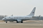 Dojalanaさんが、函館空港で撮影したオーストラリア空軍 737-7DT BBJの航空フォト(写真)
