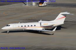 Chofu Spotter Ariaさんが、羽田空港で撮影した華龍航空 G-IV-X Gulfstream G450の航空フォト(写真)