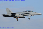 Chofu Spotter Ariaさんが、厚木飛行場で撮影したアメリカ海兵隊 F/A-18D Hornetの航空フォト(飛行機 写真・画像)