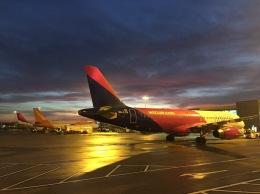 山麓さんが、ケプラヴィーク国際空港で撮影したウィズ・エア A320-232の航空フォト(飛行機 写真・画像)