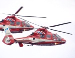 salaryman-pilotさんが、浦安ヘリポートで撮影した千葉市消防航空隊 AS365N3 Dauphin 2の航空フォト(写真)