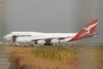 HEATHROWさんが、羽田空港で撮影したカンタス航空 747-438の航空フォト(写真)