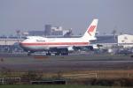 kumagorouさんが、成田国際空港で撮影したマーティンエアー 747-21AC(M)の航空フォト(飛行機 写真・画像)