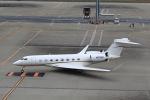 T.Sazenさんが、羽田空港で撮影したウェルズ・ファーゴ・バンク・ノースウェスト G650 (G-VI)の航空フォト(飛行機 写真・画像)
