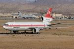 JRF spotterさんが、サザンカリフォルニアロジステクス空港で撮影したデタ・エア DC-10-40Fの航空フォト(写真)