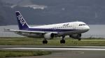 planetさんが、長崎空港で撮影した全日空 A320-211の航空フォト(写真)