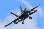 take_2014さんが、厚木飛行場で撮影したアメリカ海軍 F/A-18E Super Hornetの航空フォト(飛行機 写真・画像)