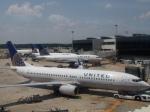 ken1☆MYJさんが、ジョージ・ブッシュ・インターコンチネンタル空港で撮影したユナイテッド航空 737-824の航空フォト(写真)
