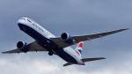 オキシドールさんが、成田国際空港で撮影したブリティッシュ・エアウェイズ 787-9の航空フォト(写真)