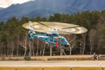 ヶローさんが、松本空港で撮影した長野県警察 AS365N3 Dauphin 2の航空フォト(写真)