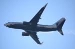 ジャガイモさんが、関西国際空港で撮影したACMアヴィエーション 737-7AU BBJの航空フォト(写真)