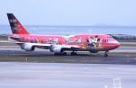 kumagorouさんが、那覇空港で撮影した日本航空 747-446Dの航空フォト(飛行機 写真・画像)