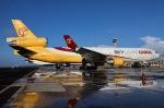 JRF spotterさんが、ダニエル・K・イノウエ国際空港で撮影したスカイ・リース・カーゴ MD-11Fの航空フォト(写真)