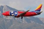 JRF spotterさんが、オンタリオ国際空港で撮影したサウスウェスト航空 737-7H4の航空フォト(写真)