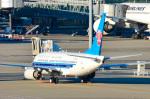 パンダさんが、羽田空港で撮影した中国南方航空 737-71Bの航空フォト(写真)