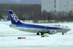 セブンさんが、新千歳空港で撮影したANAウイングス 737-54Kの航空フォト(飛行機 写真・画像)