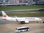 ken1☆MYJさんが、福岡空港で撮影した日本航空 737-846の航空フォト(写真)