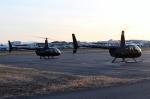 ハピネスさんが、八尾空港で撮影した日本個人所有 R66の航空フォト(写真)