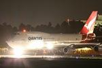じゃがさんが、成田国際空港で撮影したカンタス航空 747-438の航空フォト(写真)
