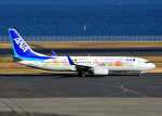 bluesky05さんが、羽田空港で撮影した全日空 737-881の航空フォト(飛行機 写真・画像)