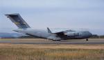 kumagorouさんが、仙台空港で撮影したアメリカ空軍 C-17A Globemaster IIIの航空フォト(写真)