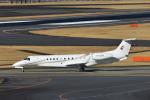 パンダさんが、成田国際空港で撮影した東方公務航空 EMB-135BJ Legacy 650の航空フォト(飛行機 写真・画像)