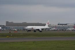 robbyさんが、新千歳空港で撮影した日本航空 777-246の航空フォト(飛行機 写真・画像)