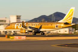 ヶローさんが、名古屋飛行場で撮影したフジドリームエアラインズ ERJ-170-200 (ERJ-175STD)の航空フォト(写真)