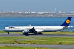 Dojalanaさんが、羽田空港で撮影したルフトハンザドイツ航空 A340-642Xの航空フォト(飛行機 写真・画像)