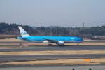 pringlesさんが、成田国際空港で撮影したKLMオランダ航空 777-206/ERの航空フォト(写真)