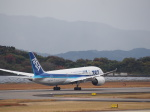 ken1☆MYJさんが、長崎空港で撮影した全日空 787-8 Dreamlinerの航空フォト(写真)