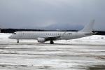 北の熊さんが、新千歳空港で撮影したウェルズ・ファーゴ・バンク・ノースウェスト ERJ-190-100 ECJ (Lineage 1000)の航空フォト(飛行機 写真・画像)