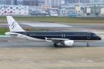 Kuuさんが、福岡空港で撮影したスターフライヤー A320-214の航空フォト(写真)
