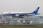 Kuuさんが、福岡空港で撮影した全日空 777-281の航空フォト(写真)