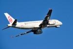 mojioさんが、静岡空港で撮影したキャセイドラゴン A320-232の航空フォト(飛行機 写真・画像)