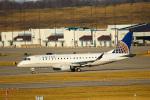 天空の鳩さんが、シンシナティ・ノーザンケンタッキー国際空港で撮影したメサ・エアラインズ ERJ-170-200 LR (ERJ-175LR)の航空フォト(写真)