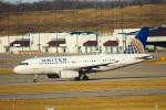 天空の鳩さんが、シンシナティ・ノーザンケンタッキー国際空港で撮影したユナイテッド航空 A319-131の航空フォト(写真)
